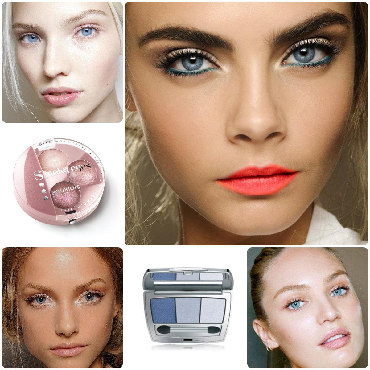 Как подобрать себе макияж фото