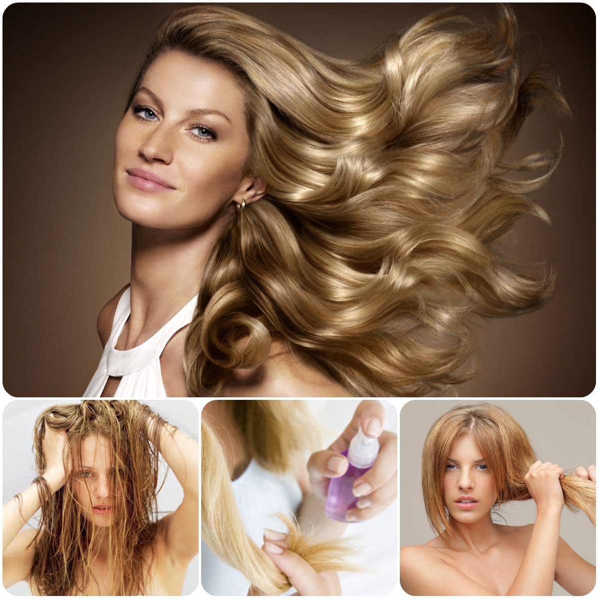 Три способа ретуши растрёпанных волос - RuGraphics